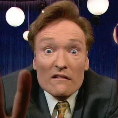 Conan O'Brien Says No to Following Leno