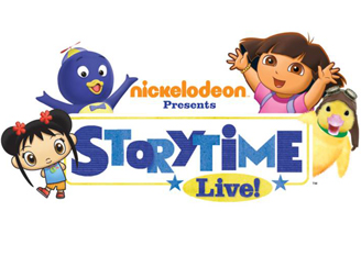 Save 30% on tix for Nickelodeon's Storytime Live! at Radio City Music Hall!