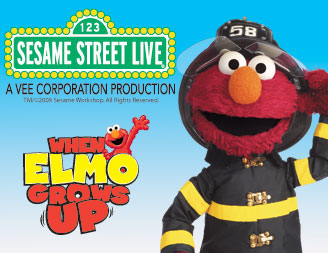 Save 40% on Elmo Live!