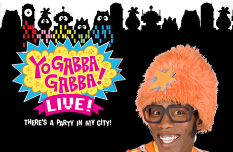 Yo Gabba Gabba! Live Tour 2010 New Dates Announced