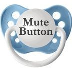 Binky oh sweet the Mute Button