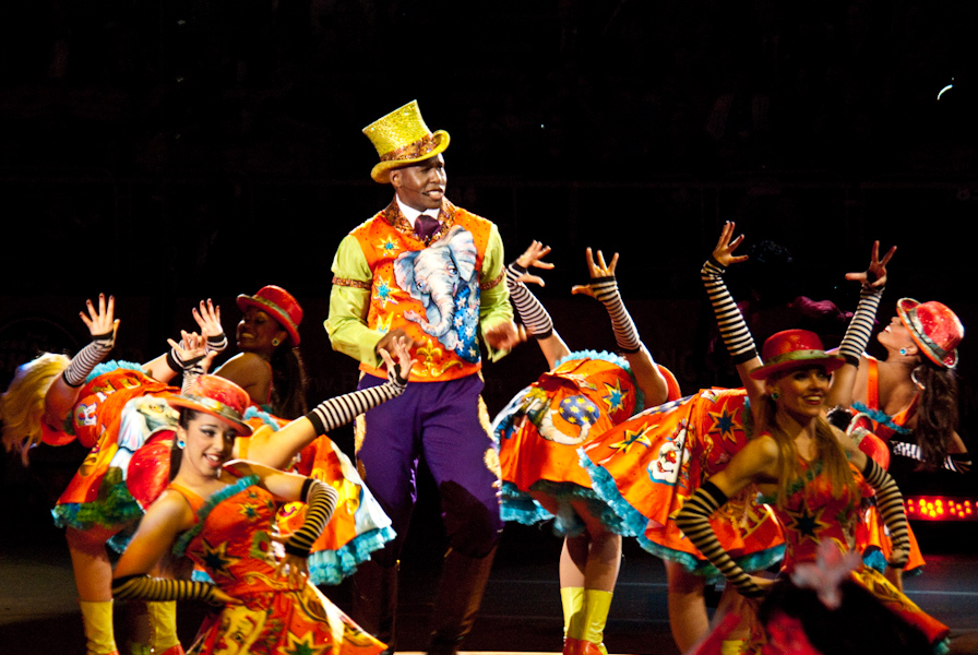 Ringling Bros. and Barnum & Bailey's FUNUNDRUM!! Review