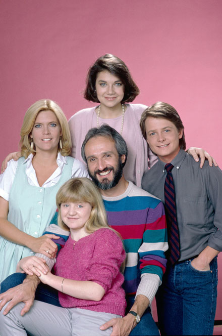 The evolution of the of TV family sitcom