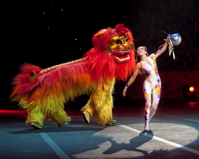 Ringling Bros. and Barnum & Bailey's FUNUNDRUM!! MSG 3/29 – 7:30PM Family 4-Pack Ticket Giveaway!