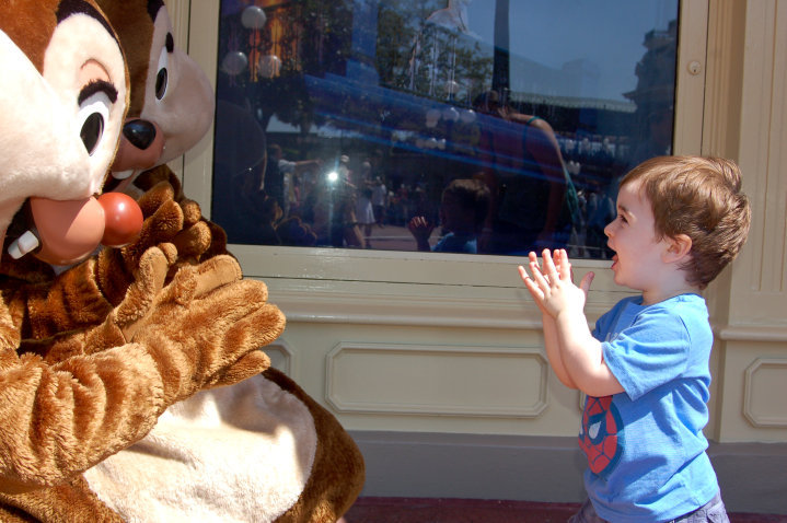 Disney's Magic Kingdom – Our first time as a family
