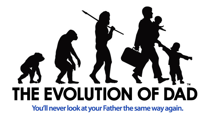 The Evolution of Dad DVD giveaway