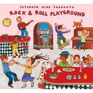 Putumayo Kids Celebrates Rock & Roll Playground CD release with Free Concert – June 19th