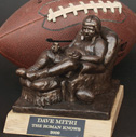 Dads should get a trophy! Win an AMAZING trophy to give on Father's Day!