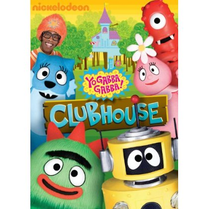 YO GABBA GABBA!:CLUBHOUSE DVD Giveaway | DaDa Rocks!