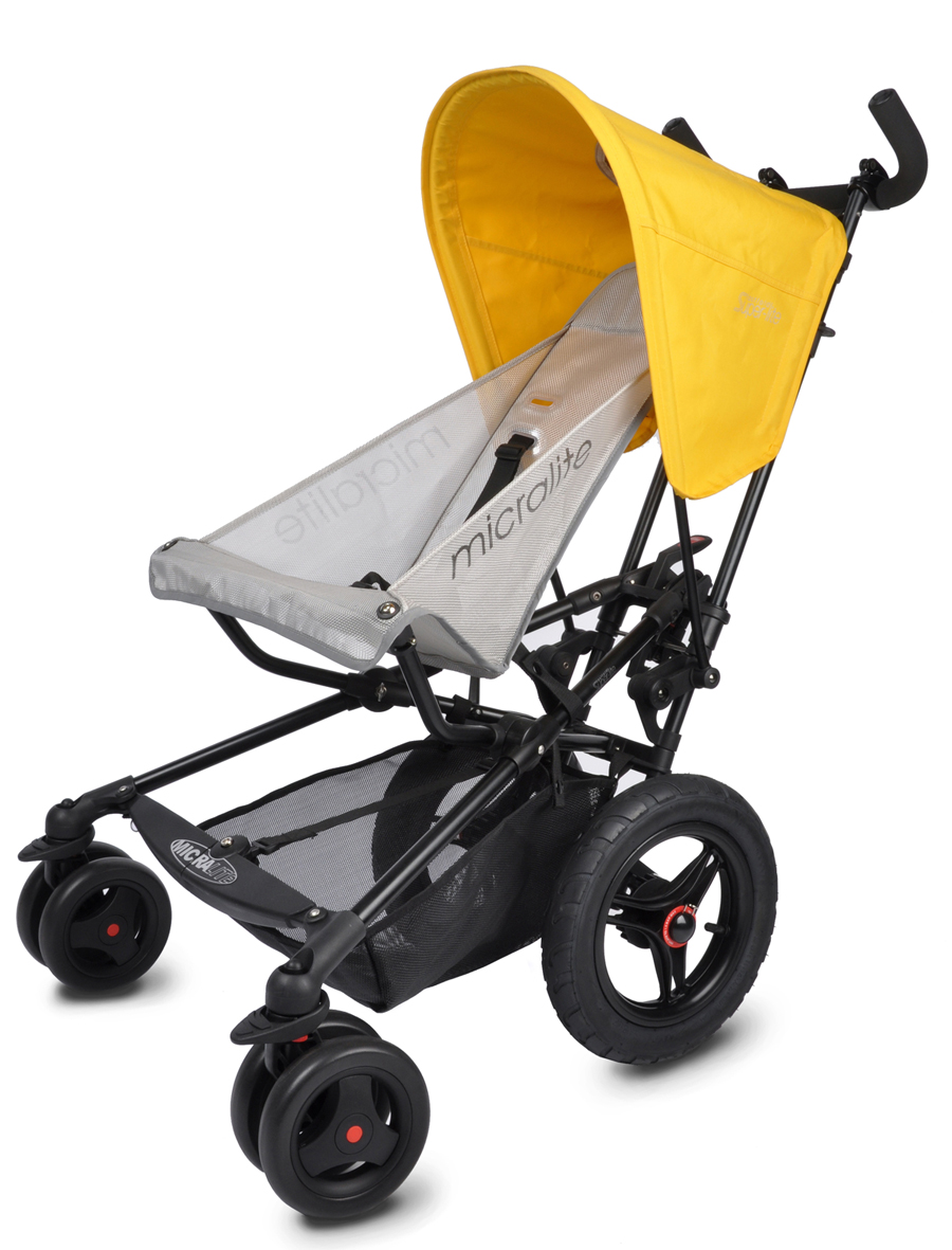 Win a Micralite FastFold Superlite from Scandinavian Child