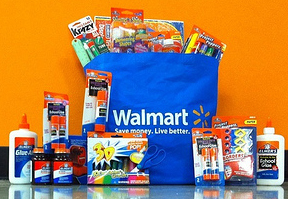 Help donate school supplies to classrooms with Elmer's Virtual Bag It Forward!