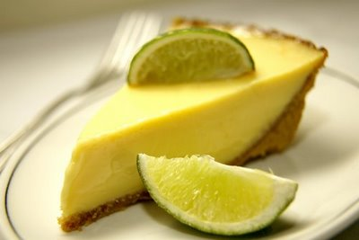 Kari's Key Lime Pie Recipe : DaDa Rocks!