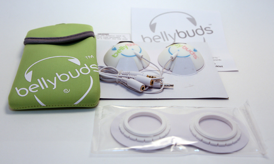 Rocking out the baby during pregnancy – Belly Buds review & giveaway