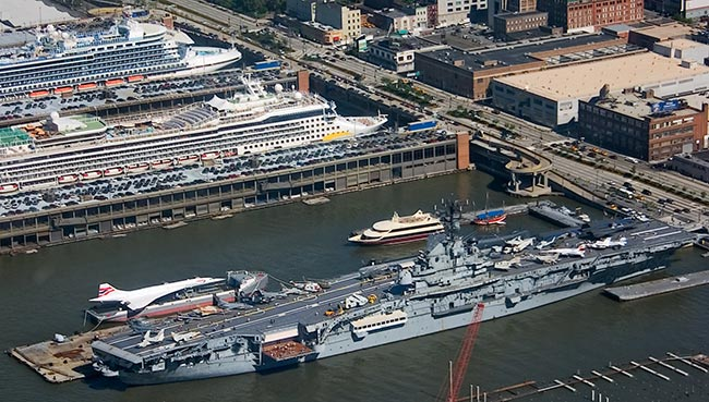 Calling all Explorers at the Intrepid Sea, Air, and Space Museum – Sunday 24th