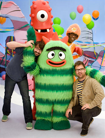 Talking to the co-creator of Yo Gabba Gabba – Christian Jacobs