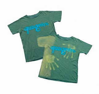Quagmire ColorFusion (like hypercolor in the 80's) Shirts for Kids available starting today – Giveaway