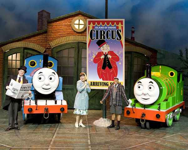 Exclusive Presale code to Thomas & Friends Live! On Stage is coming to the Theater at MSG