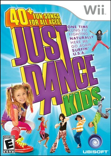 Just Dance Kids for Wii – Review and Giveaway!