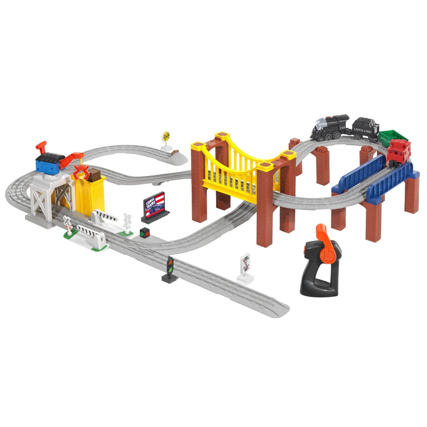Lionel Trains are ChoooChoooChoooing into the Holidays – Review & Giveaway