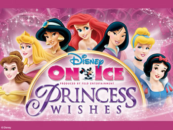 Disney on Ice Princess Wishes review and giveaway
