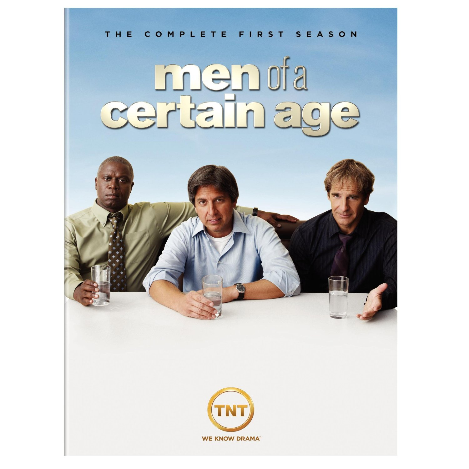 Men of a Certain Age: The Complete First Season Review and Giveaway