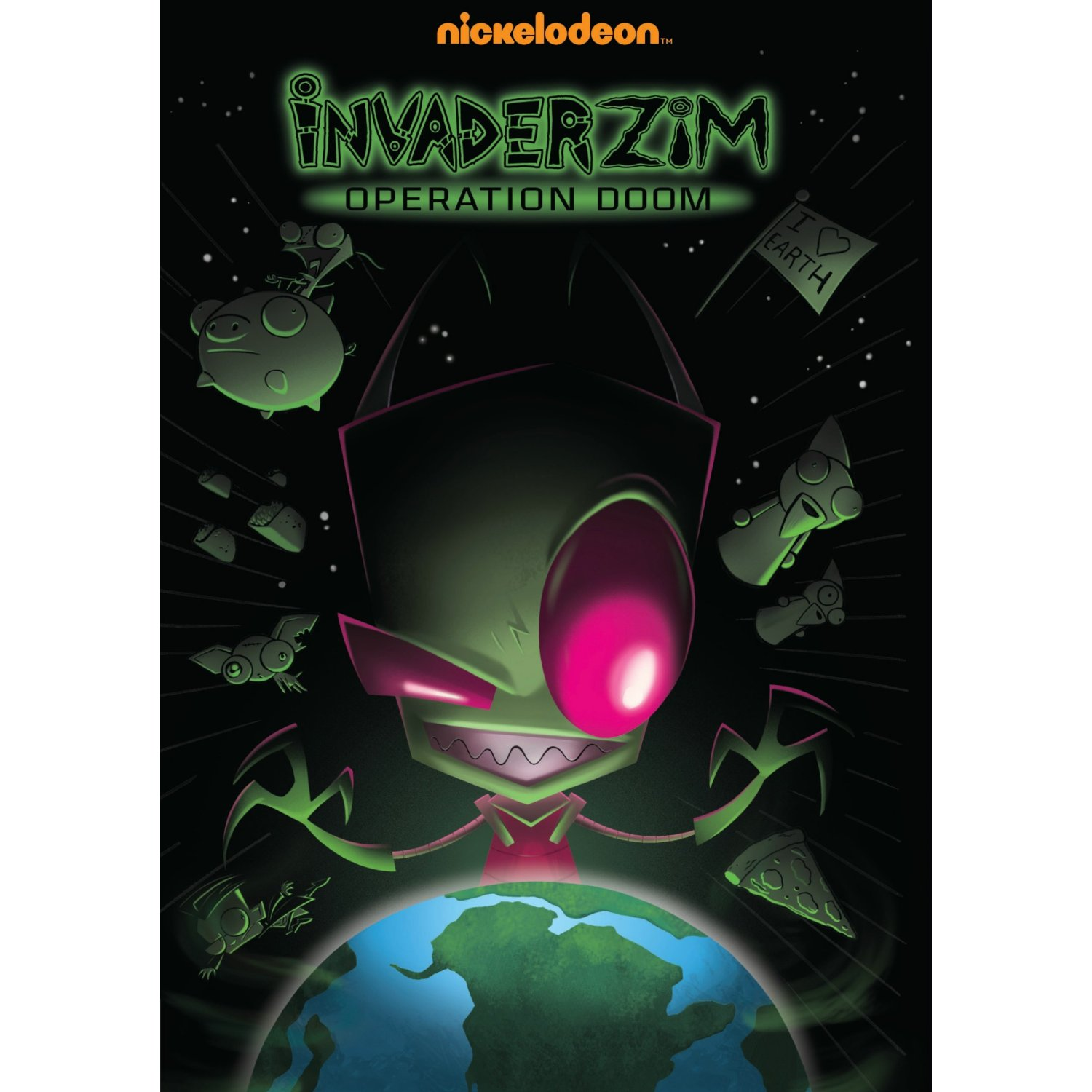Invader Zim: Operation Doom out on DVD today – Giveaway
