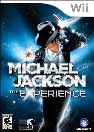 Michael Jackson The Experience for Wii by Ubisoft Review and Giveaway