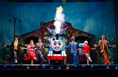 Thomas & Friends Live Pulls into NYC – with T-Shirt Giveaway