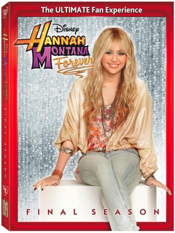 Hannah Montana Forever: Final Season on DVD Giveaway