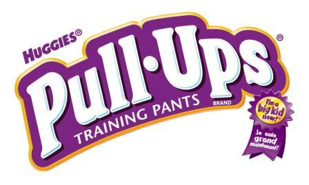 Pull-Ups.com livestream of Potty Dance Day (March 5) and Giveaway