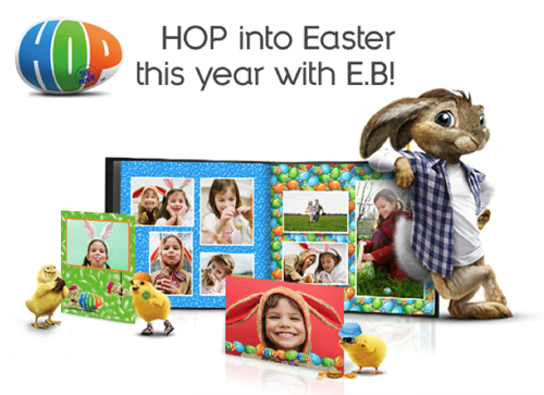 Hop over to a Kodak Picture Kiosk for Easter!