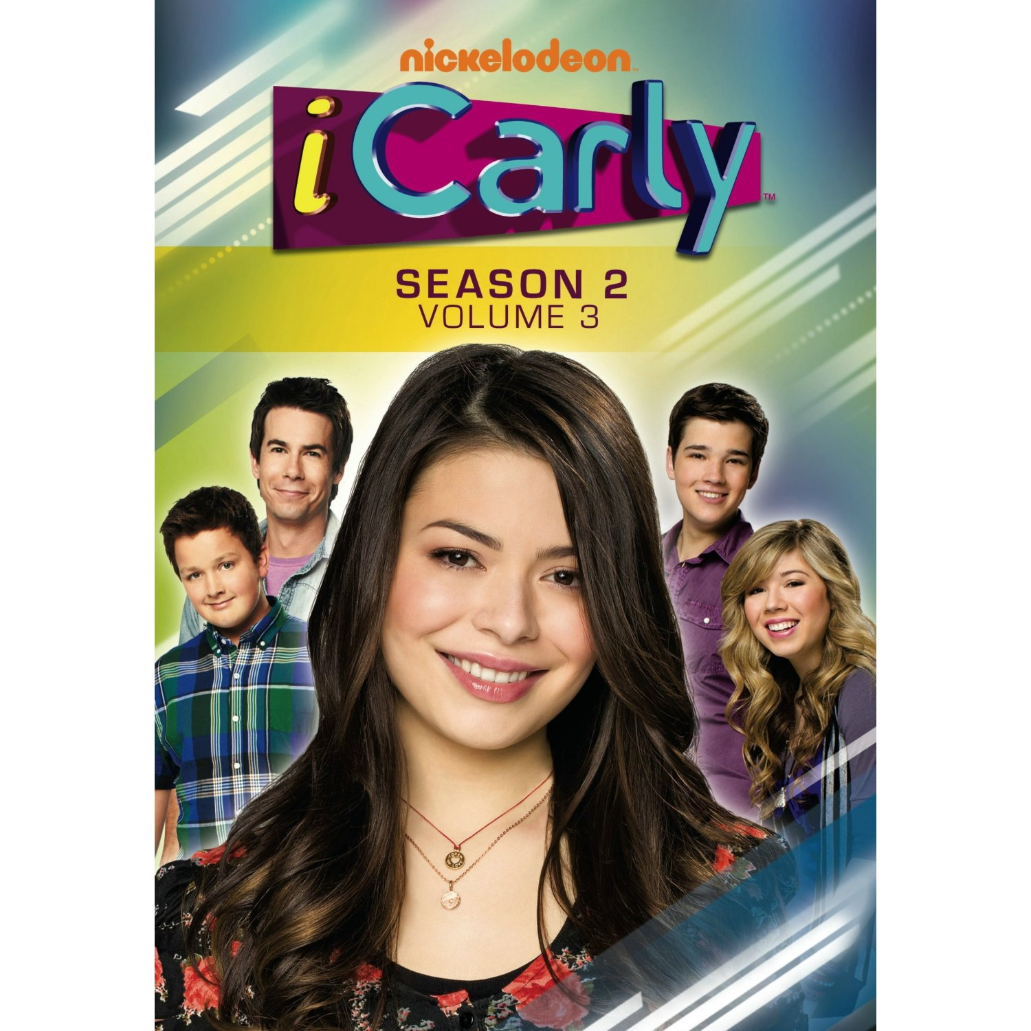iCarly: Season 2, Volume 3 DVD set Giveaway