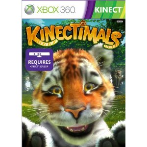 Kinectimals on Kinect for xbox 360 review and giveaway