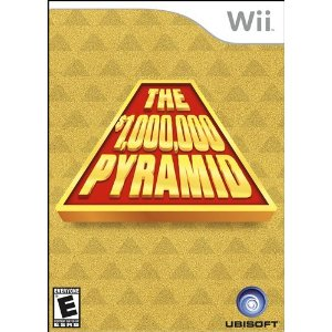 The $1,000,000 Pyramid for Wii from Ubisoft review and giveaway