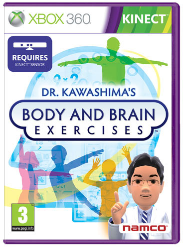 Body and Brain Connection for Xbox 360 Kinect by NAMCO Bandai Games Review and Giveaway
