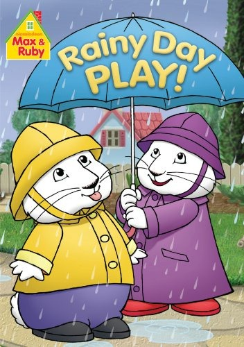 Max & Ruby: Rainy Day Play Review and Giveaway