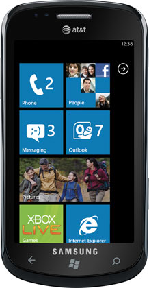 Father's Day Gift Idea: Samsung Focus Windows Phone – Giveaway