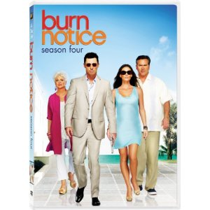Father's Day Gift Idea: DVD Seasons of Burn Notice and White Collar – Giveaway