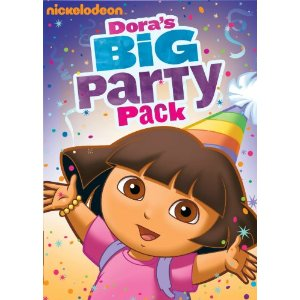 Dora the Explorer: Dora's Big Party Pack Giveaway