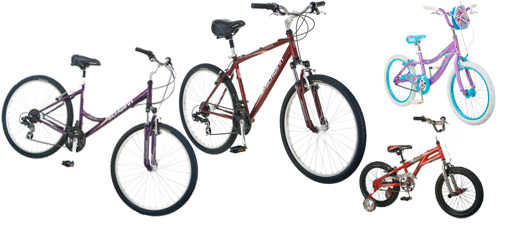 Schwinn Bikes ride on – Family 4 Pack Giveaway