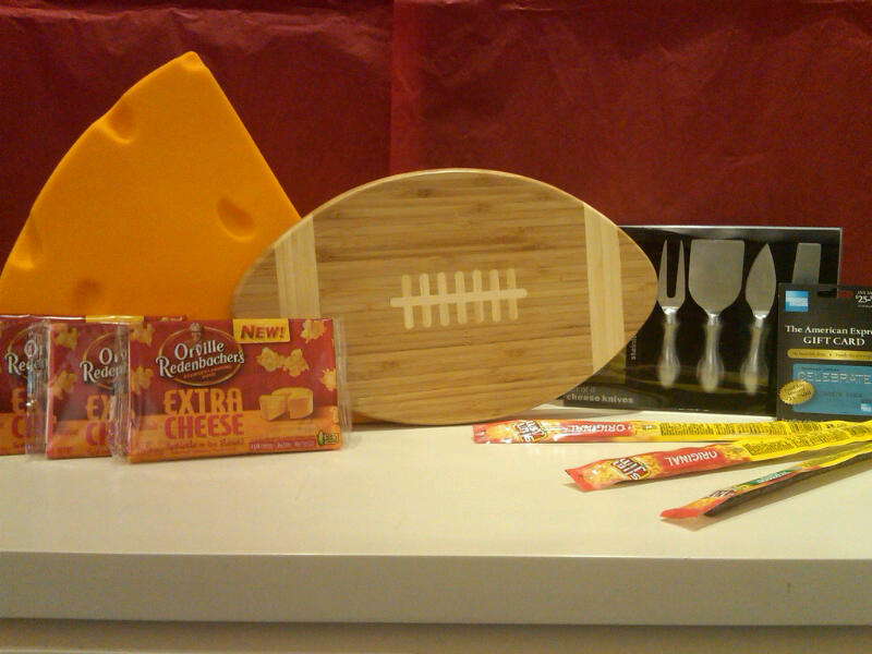 Monday Night Football with some Orville Redenbacher's new flavors popcorn review and giveaway