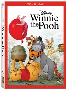 Winnie the Pooh Blu-ray Combo Pack Review & Giveaway