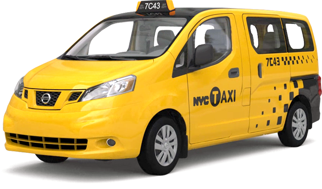 Nissan Taxi Trivia with Ben Bailey – The taxi of tomorrow
