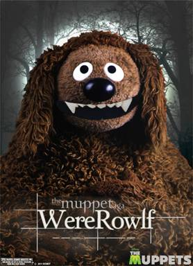 Muppets + Twilight = The Muppet Saga