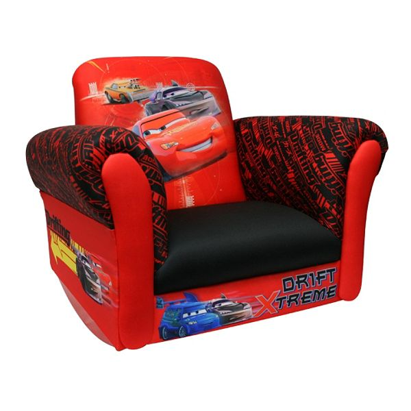 Disney Cars Deluxe Rocking Chair by Delta Children