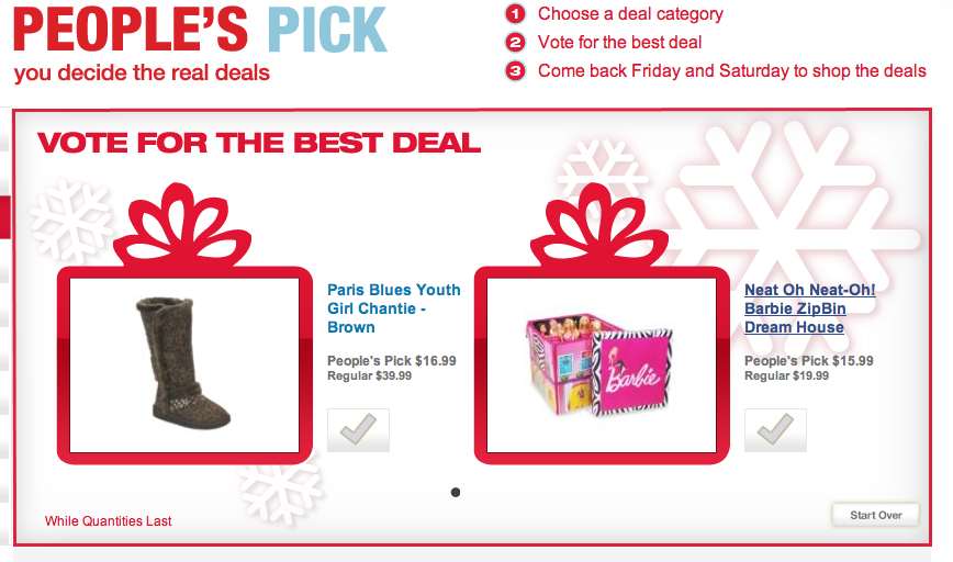 Sears weekly deals: People's Pick