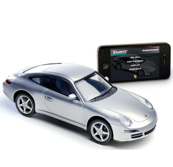 Fathers Day Gift Idea: Silverlit Bluetooth R/C Porsche 911 Carrera