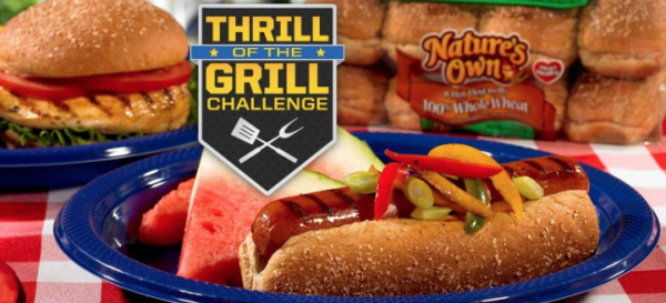Nature's Own Thrill of the Grill – Grill Tip Challenge #grillthrill