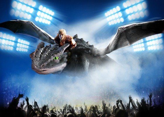 How To Train Your Dragon Live Spectacular! Want a Family 4-pack Ticket and Discount Code