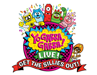 Yo Gabba Gabba! Live!  Get The Sillies Out at The Theater at MSG #YGGliveNYC